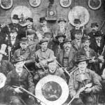 Altschützen im Jahr 1880