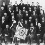 Altschützen im Jahr 1967