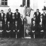 Altschützen im Jahr 1978