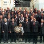 Altschützen im Jahr 1992