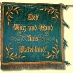 Standarte von 1907, Rückseite