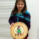Laura Cristoi, Gewinnerin der Gaudischeibe (Jugend)