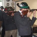 Gaumeisterschaft 2014 - Zimmerstutzen traditionell am Schießstand der Altschützen Velden