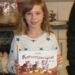 Gewinnerin Jugend: Laura Maier mit einem 9,2 Teiler