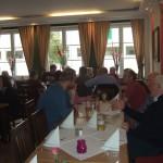 Im Hohenthanner Brauereigasthof ...
