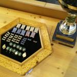 Den Jugendwanderpokal und viele Abzeichen der Vereinsmeisterschaft galt es zu vergeben.