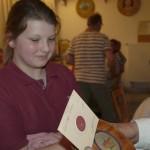 Die Jugend-Geburtstagsscheibe von Edi und Woife Riedi konnte Emelie gewinnen.
