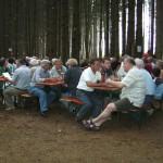 Waldfest der Altschützen im Kleinveldener Holz