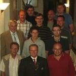 Generalversammlung - die neu gewählte Vereinsvorstandschaft BGM G.Babl
