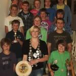 End- und Königsschießen - Jungendschützenkönig Theresa Aigner