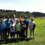 Jugendtreff - Fußballgolf in Willaberg