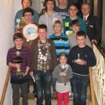 End- und Königsschießen - Jungendschützenkönig Michael Mayer