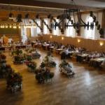 Preisverleihung in Geisenhausen - Festsaal der Brauhausstube