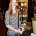 Lisa - die Viertplatzierte auf der Gaudischeibe