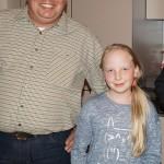 Marie, Platz 7 Schüler 2 - Vereinsmeisterschaft 2015