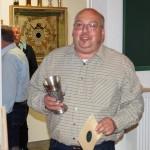 Robert, Platz 1 Pokal