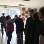 Anprobe der Festkleidung von Country-Line für das 150-jährige Gründungsjubiläum der Altschützen Velden