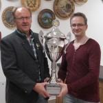 Gewinnerteam der Championsleague: G.Unterreithmeier und A.Wolsky