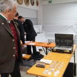 Der Moment kurz vor der Proklamation der neuen Gaukönige. Die jeweils drei Erstplatzierten erhielten zusätzlich Münzen als Ehrenpreise.