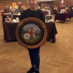 Gau-Damen-Scheibe: M.Wolsky Siegerin 2019